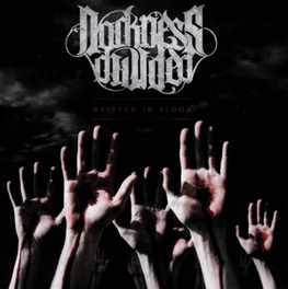 WRITTEN IN BLOOD DARKNESS DIVIDED, CD