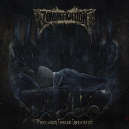 PROCESSION THROUGH.. .. INFESTATION ZOMBIEFICATION, Vinyl LP