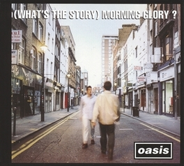 WHAT'S THE.. -REMAST- .. MORNING GLORY Re-mastered, OASIS, CD
