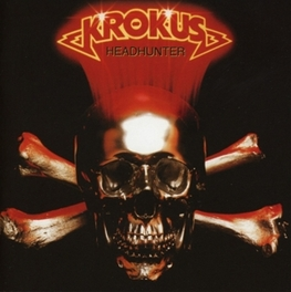 HEADHUNTER -SPEC- SPECIAL DELUXE COLLECTOR'S EDITION KROKUS, CD