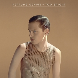 TOO BRIGHT *2ND ALBUM BY SEATTLE SSW MIKE HADREAS* PERFUME GENIUS, CD
