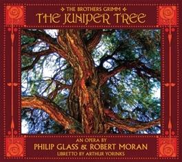 JUNIPER TREE JUNIPER TREE OPERA ORCHESTRA Audio CD, GLASS/MORAN, CD