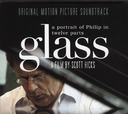 A PORTRAIT OF PHILIP GLASS, RIESMAN Audio CD, PHILIP GLASS, CD
