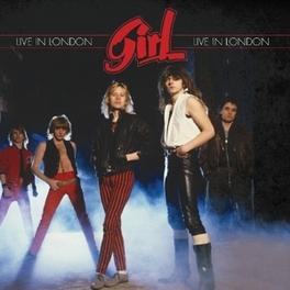 LIVE IN LONDON:FEB 26,.. .. 1980 GIRL, CD