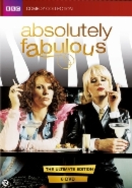 Absolutely Fabulous: The Ultimate Edition (8 dvd)