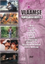Vlaamse klassiekers box 4, (DVD) O.A. KOKO FLANEL/ CRAZY LOVE/ ZEVENDE HEMEL/ IN KLUIS MOVIE, DVD