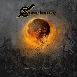 YEAR THE SUN DIED -LTD- SANCTUARY, CD