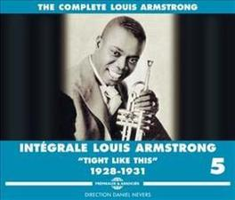 INTEGRALE VOL. 5.. .. 1928-1931 LOUIS ARMSTRONG, CD