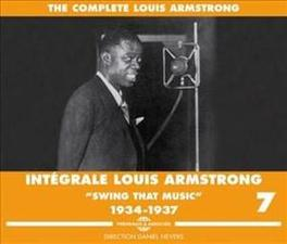 INTEGRALE VOL.7:.. .. 1934-1937 LOUIS ARMSTRONG, CD