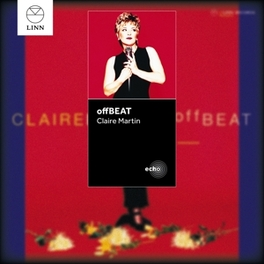 OFF BEAT CLAIRE MARTIN, CD