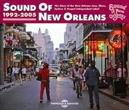 SOUND OF NEW ORLEANS.. .. 1992-2005 V/A, CD