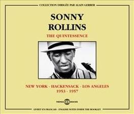 NEW YORK-HACKENSACK-LOS.. .. ANGELESFA SONNY ROLLINS, CD