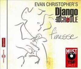 FINESSE EVAN CHRISTOPHER, CD