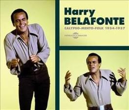 CALYPSO MENTO FOLK.. .. 1954/1957 HARRY BELAFONTE, CD