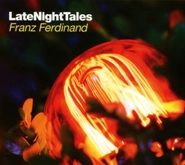 LATE NIGHT TALES FRANZ FERDINAND.=V/A=, CD