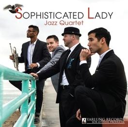 JAZZ QUARTET SOPHISTICATED LADY, CD