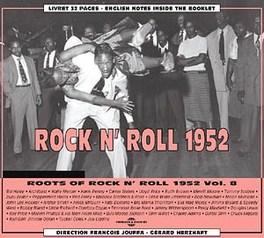 ROCK'N'ROLL 8 (1952) -40T INCL.32PG. BOOKLET V/A, CD