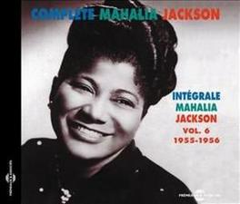 INTE4GRALE VOL.6.. .. 1955-1956 MAHALIA JACKSON, CD
