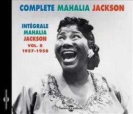 COMPLETE MAHALIA VOL.8 1957/1958 MAHALIA JACKSON, CD