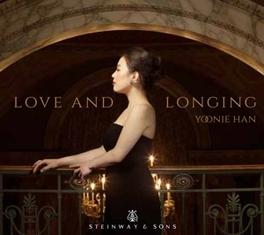 LOVE AND LONGING YOONIE HAN, CD