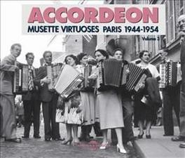 ACCORDEON VOL.3:.. .. 1944-1954 V/A, CD