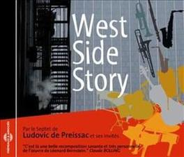 WEST SIDE STORY LUDOVIC DE PREISSAC SEPTE, CD