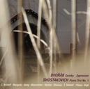 PIANO TRIO NO.1 WORKS BY DVORAK/SHOSTAKOVICH...