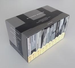 COMPLETE OPERAS -CD+DVD- RUNDFUNK S.O. BERLIN/MAREK JANOWSKI//32 SACD+DVD R. WAGNER, CD