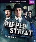 Ripper street - Seizoen 2,...