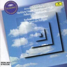 PELLEAS UND MELISANDE OP. ...5/W/BERLINER PHILHARMONIKER, HERBERT VON KARAJAN Audio CD, A. SCHONBERG, CD