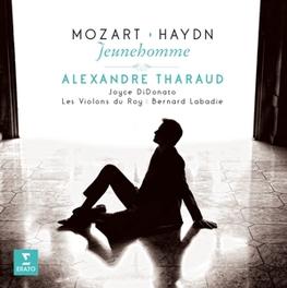 JEUNEHOMME MOZART/HAYDN ALEXANDRE THARAUD, CD