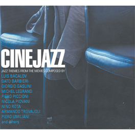 CINEJAZZ -18TR- JAZZ THEMES TAKEN FROM OST OF THE 70'S V/A, CD