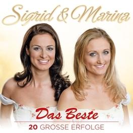 DAS BESTE-20 GROSSE.. .. ERFOLGE SIGRID & MARINA, CD