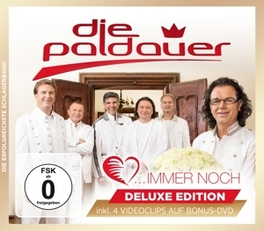 IMMER NOCH-CD+DVD/DELUXE- PALDAUER, CD