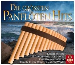 DIE GROESSTEN PANFLOETEN HITS V/A, CD
