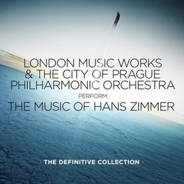 MUSIC OF HANS ZIMMER:.. .. THE DEFINITIVE COLLECTION/PRAGUE P.O./LONDON MUSIC OST, CD