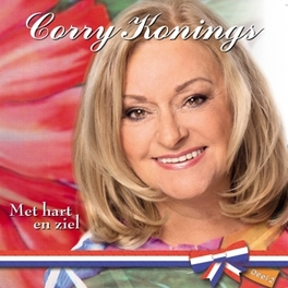 MET HART EN ZIEL DEEL 2 CORRY KONINGS, CD