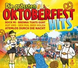 DIE GROSSTEN OKTOBERFEST HITS V/A, CD