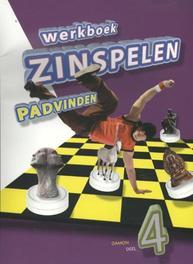 Zinspelen: deel 4 Padvinden: Werkboek Joost van Iersel, Paperback
