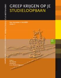 Greep krijgen op je studieloopbaan: 2 MBO voor studenten in het MBO Niveau 2, P.P.M. Bloemen, Paperback