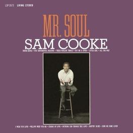 MR. SOUL -HQ/REMAST- 180GR. AUDIOPHILE PRESSING SAM COOKE, LP