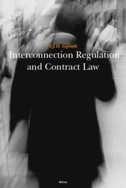 Interconnection Regulation and Contract law Serge Gijrath, Hardcover