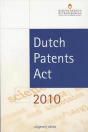 Renewed Dutch patents act Nederlands Octrooibureau, Paperback