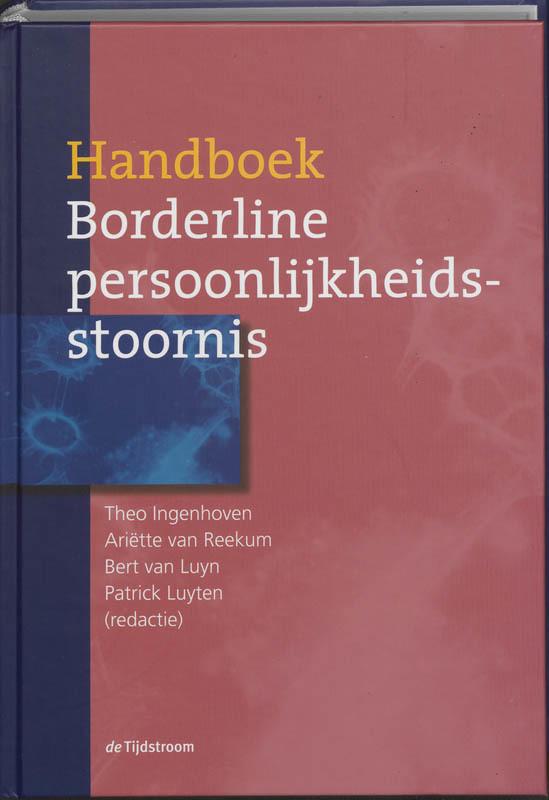 Handboek borderline persoonlijkheidsstoornis Hardcover