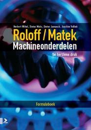 Roloff/Matek Machineonderdelen 5e herziene editie, Herbert Wittel, Paperback