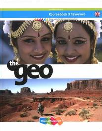 The Geo: 3 havo/vwo: Coursebook Brinke, Wim ten, Hardcover