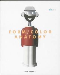 Form/Color Anatomy Bruens, Ger, Paperback