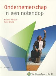 Ondernemerschap in een notedop Harlaar, M., Paperback
