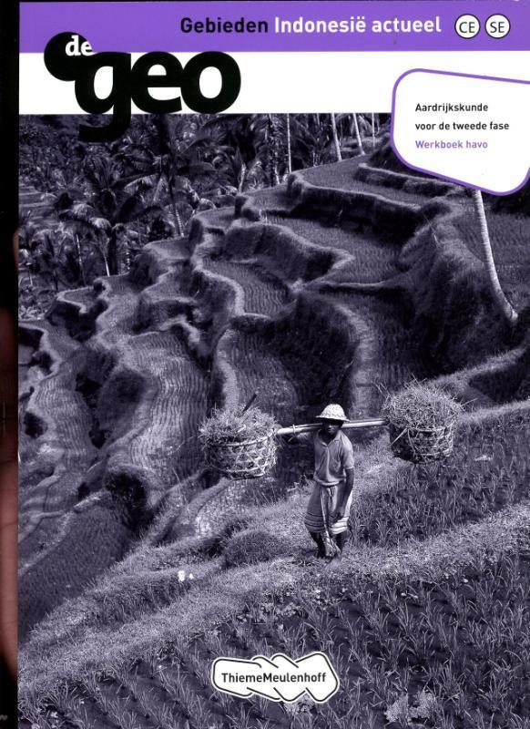 de Geo: Gebieden Indonesie actueel havo tweede fase: Werkboek Padmos, J.H.A., Paperback