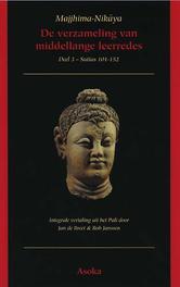De verzameling van middellange leerredes: III Suttas 101-152, Breet, Jan de, Hardcover